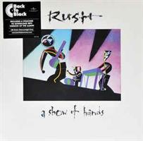 RUSH: A SHOW OF HANDS 2LP