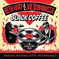 HART BETH & JOE BONAMASSA: BLACK COFFEE 2LP