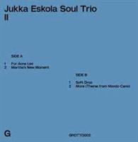 ESKOLA JUKKA SOUL TRIO: JUKKA ESKOLA SOUL TRIO EP II 10