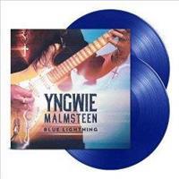 MALMSTEEN YNGWIE: BLUE LIGHTNING-BLUE 2LP