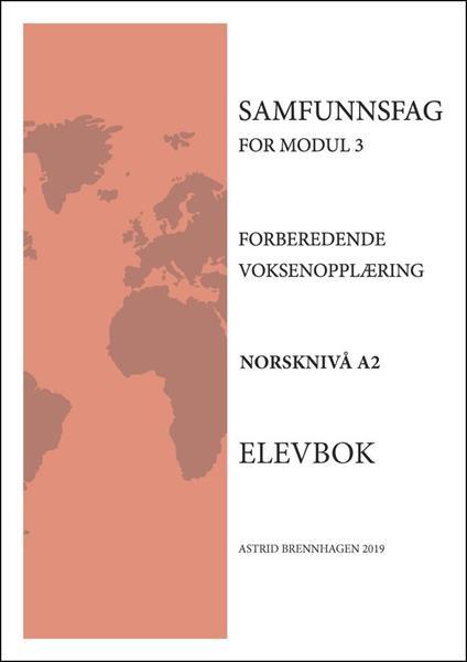 Samfunnsfag FVO modul 3 - Elevbok 15stk