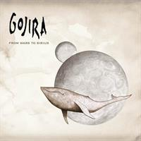 GOJIRA: FROM MARS TO SIRIUS-LIMITED RED 2LP