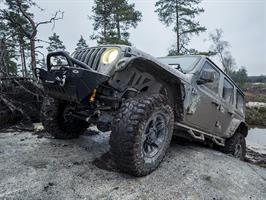 Öhlins suspention kit  Jeep Wrangler JL 3,5-5