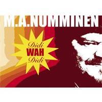 M.A. NUMMINEN: DIDI WAH DID-KÄYTETTY CD (NM)