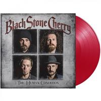 BLACK STONE CHERRY: THE HUMAN CONDITION-RED LP