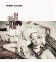 EKDAHL LISA: AT THE OLYMPIA, PARIS CD+DVD