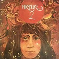 PIIRPAUKE: PIIRPAUKE 2-KÄYTETTY LP (LOVE RECORDS 1976)