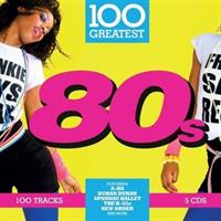 100 GREATEST 80'S HITS 5CD