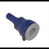 Liitin Uniquick suora muunnos 12mm kovaputki 10mm kara