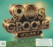 MINISTRY OF SOUND: 90'S GROOVE VOL.2 3CD