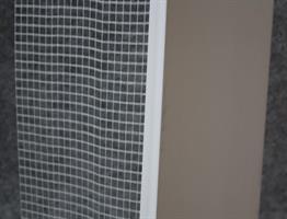 PVC-ulkokulma DuoBase, eristysvahvuus 160-220mm, 1000mm / 10 kpl