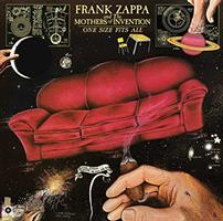 ZAPPA FRANK & THE MOTHERS OF INVENTION: ONE SIZE FITS ALL