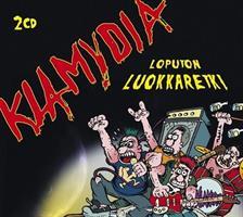 KLAMYDIA: LOPUTON LUOKKARETKI 2CD