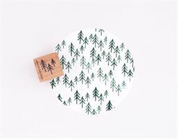 Stempel Medium Skog