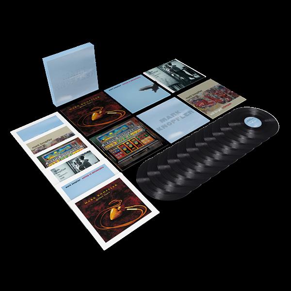 KNOPFLER MARK: THE STUDIO ALBUMS 11LP