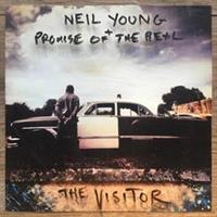 YOUNG NEIL & THE PROMISE OF THE REAL: THE VISITOR 2LP