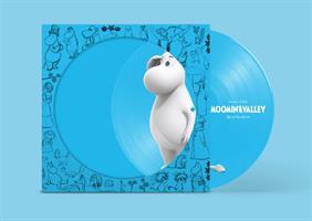 MOOMIN VALLEY-ORIGINAL SOUNDTRACK BLUE LP