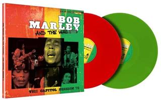 MARLEY BOB & THE WAILERS: THE CAPITOL SESSION '73-RED/GREEN 2LP
