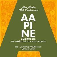 ALMILA ATSO/HELI LAAKSONEN: AAPINE (A)