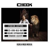 CHEEK: KUKA MUU MUKA - STADION EDITION CD+DVD+BLU-RAY