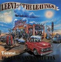 LEEVI AND THE LEAVINGS: TORSTAI...40 SEURAAVAA HITTIÄ 3LP