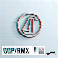 GOGO PENGUIN: GGP/RMX-LIMITED EDITION COLOURED 2LP