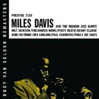 DAVIS MILES: AND THE MODERN JAZZ GIANTS (RVG)