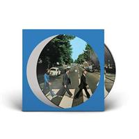 BEATLES: ABBEY ROAD: 50TH ANNIVERSARY EDITION PICTURE LP