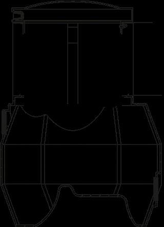 Förhöjning 60 cm