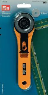 Olfa-Prym: Rullekniv 45 mm