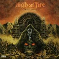 HIGH ON FIRE: LUMINIFEROUS 2LP+CD