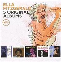 FITZGERALD ELLA: 5 ORIGINAL ALBUMS (VERVE) 5CD