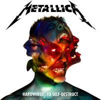 METALLICA: HARDWIRED... TO SELF-DESTRUCT: USA IMPORT COLORED 2LP