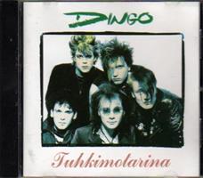 DINGO: TUHKIMOTARINA-KÄYTETTY CD