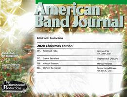 AMERICAN BAND JOURNAL No 364 - 367