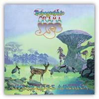 YES: TOPOGRAPHIC DRAMA-LIVE ACROSS AMERICA 2CD