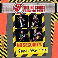 ROLLING STONES: FROM THE VAULT: NO SECURITY-SAN JOSE '99 3LP