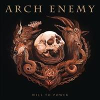 ARCH ENEMY: WILL TO POWER LP+CD