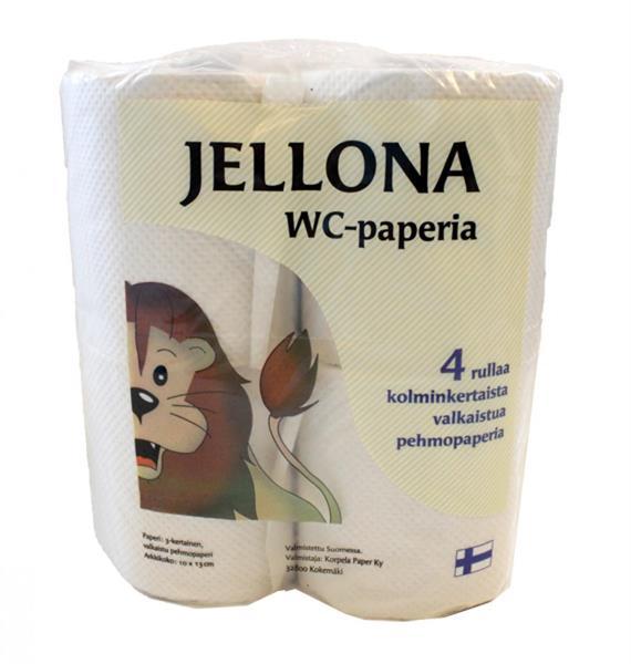 WC-paperi Jellona