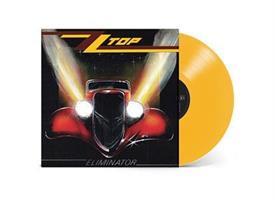 ZZ TOP: ELIMINATOR-YELLOW LP