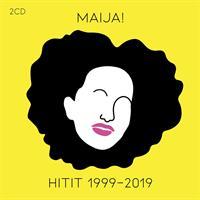 VILKKUMAA MAIJA: MAIJA!-HITIT 1999-2019 2CD