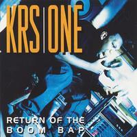 KRS-ONE: RETURN OF THE BOOM BAP 2LP