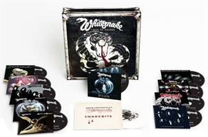 WHITESNAKE: LITTLE BOX 'O' SNAKES-THE SUNBURST YEARS 8CD