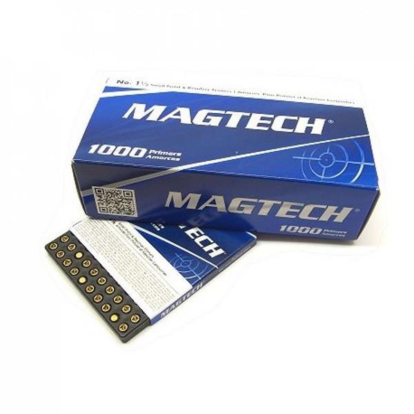 Magtech Small Rifle Tändhatt (1000st)