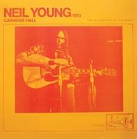 YOUNG NEIL: CARNEGIE HALL 1970 2LP