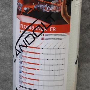 Landolt FR 1m x 50m, paloa jatkamaton, itsekiinnittyvä porras- ja lattiasuoja 15 rll / lava