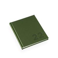 Kalender Pinjegrønn A6+ - 2022