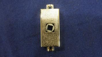 Wc oven lukko 2-puolinen, metalli LMC
