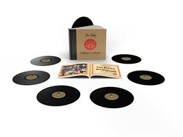 PETTY TOM: WILDFLOWERS & ALL THE REST-LIMITED DELUXE 7LP