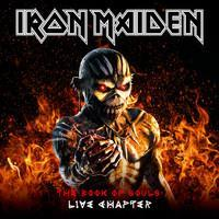 IRON MAIDEN: THE BOOK OF SOULS-LIVE CHAPTER 3LP